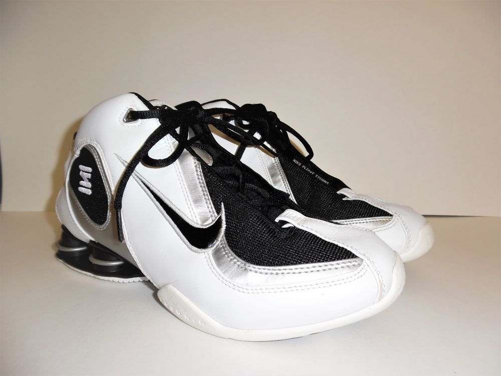 68f0eb05f4e5 Nike Women s Zoom Air Flight Shox Basketball Shoes 308557-102 Size US 9.5   Nike  BasketballShoes