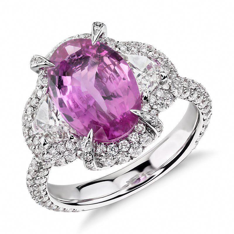 12+ Pink diamond engagement rings uk ideas in 2021