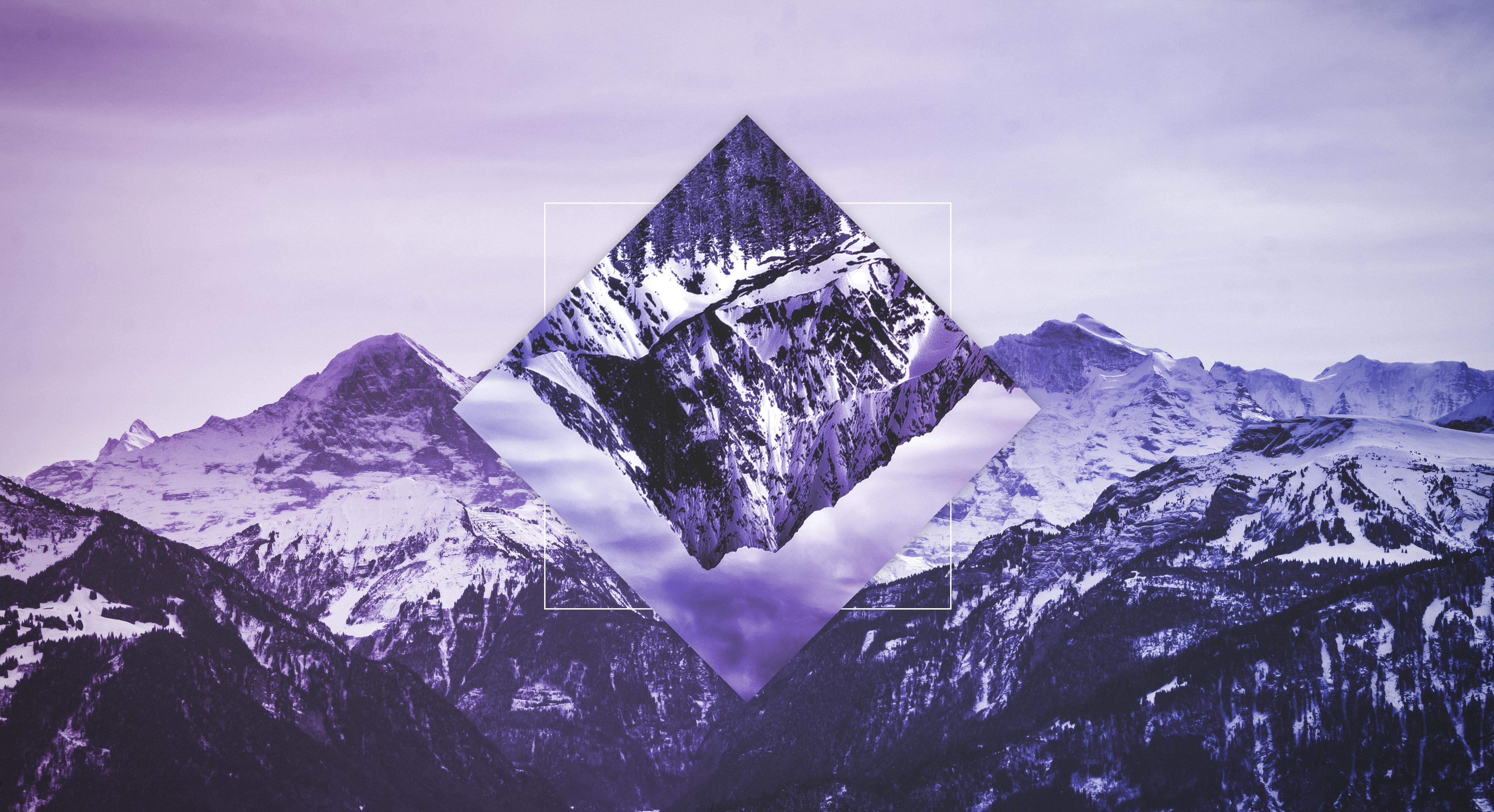 reverse mountain wallpapers pinterest