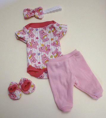 OOAK Baby Doll ClothesTiny Miracle Mini Reborn Micro