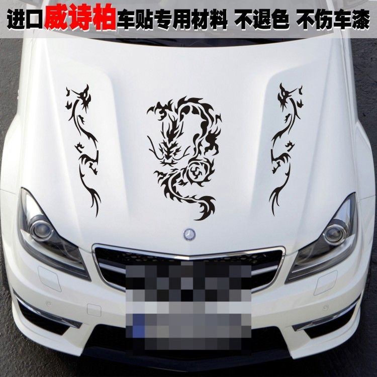 Dragon Hood Car Graphics Pinterest Carbon Fiber Carbon - Best automobile graphics and patternsbest stickers on the car hood images on pinterest cars hoods