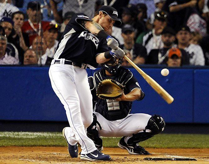 josh hamilton - greatest home run derby performance ever! 2008 Yankee stadium