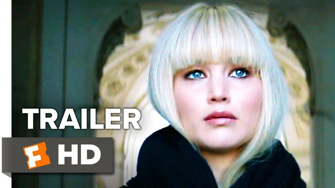 Red Sparrow Trailer #1 (2018) | Movieclips Trailers | Red sparrow trailer,  Movieclips trailers, Red sparrow