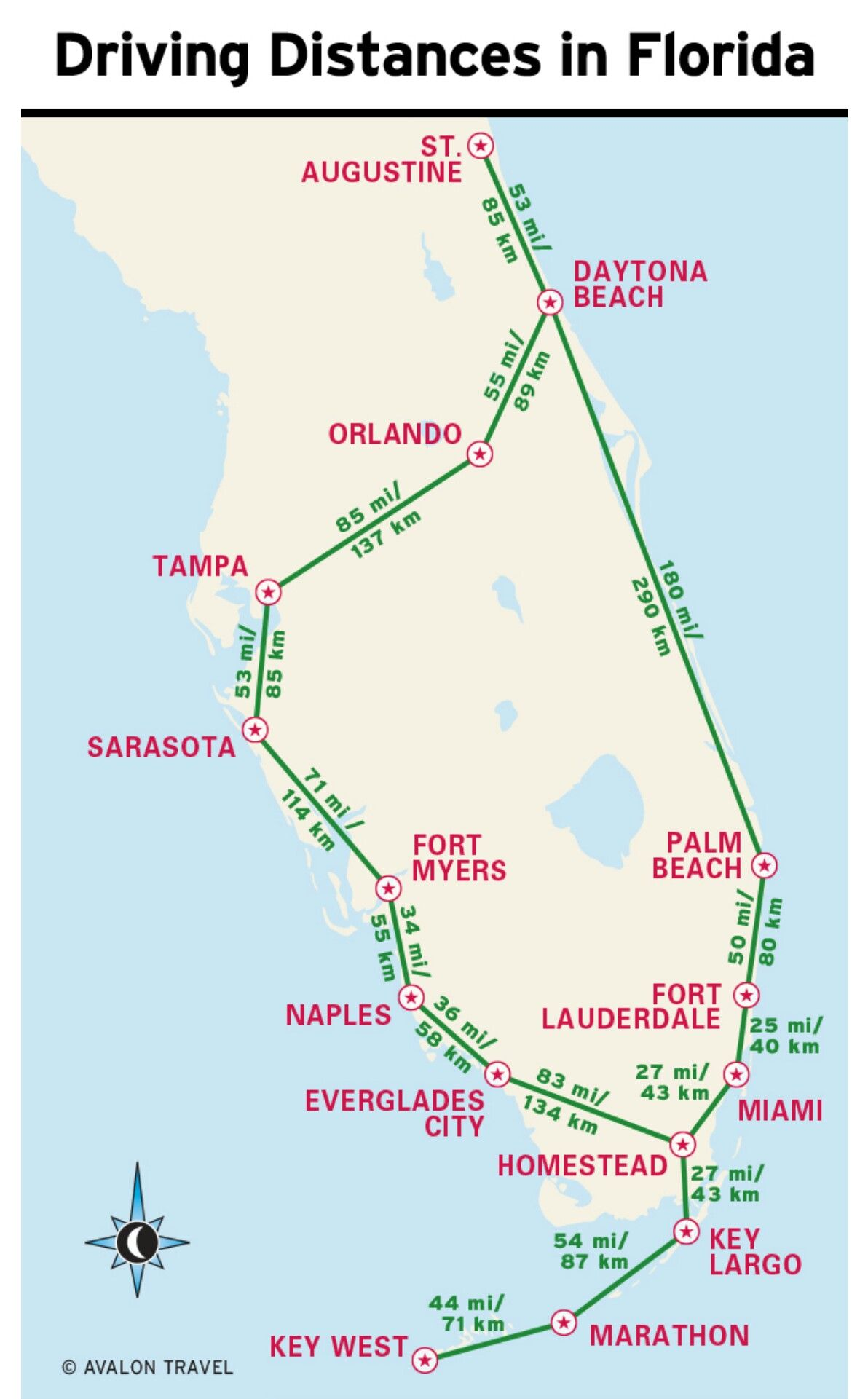 Pin by Jane Jenkins on Florida | Mapas de viaje, Viajes inolvidables Dania Beach Florida Map on