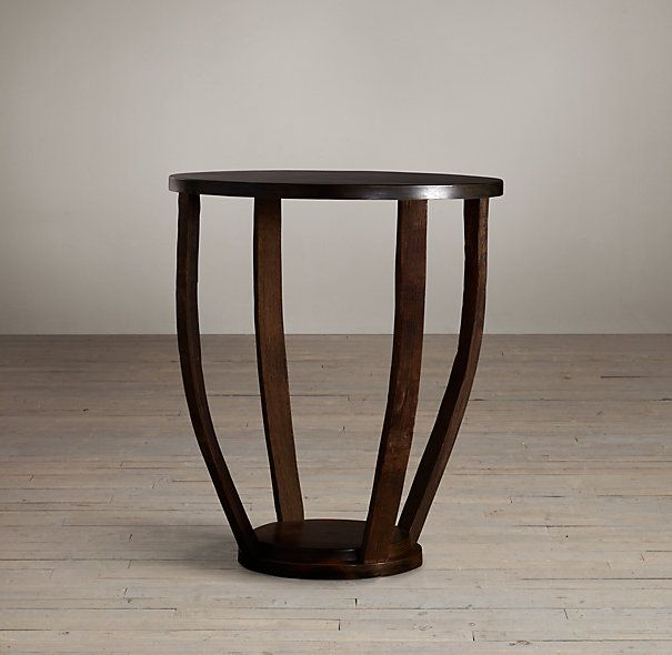 Wine Barrel Side Table 25 Already have one so can be matched