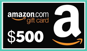 Get A Free 500 Gift Card Enter To Win 500 Gift Card Yes No Amazon Gift Card Free Amazon Gift Cards Free Amazon Products