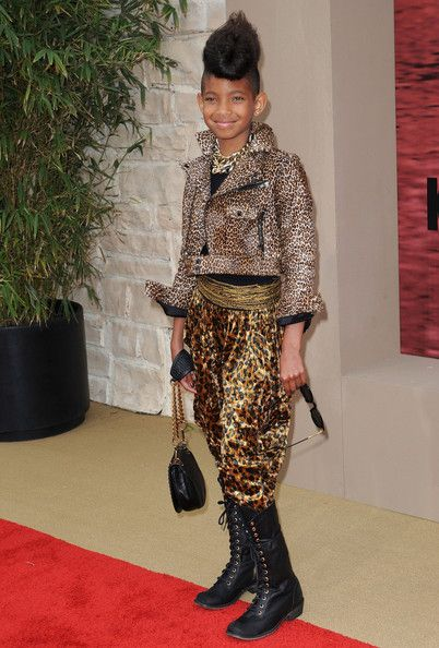 "Willow Smith Photo - ""The Karate Kid"" Premiere"