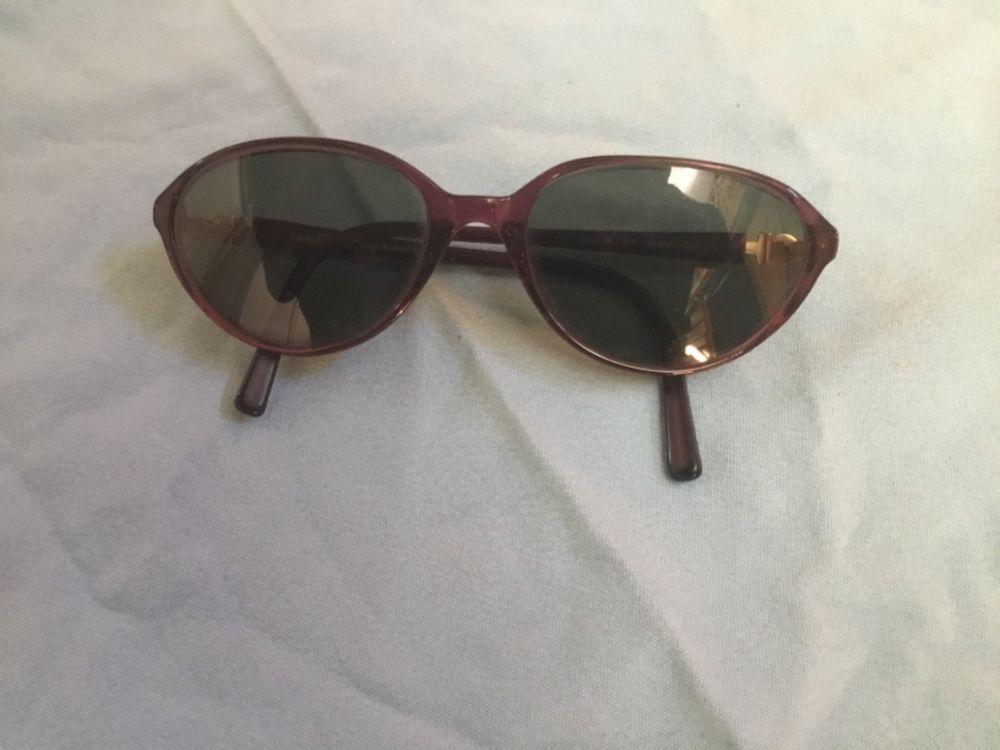 Women s Salvatore Ferragamo sunglasses burgundy made in Italy 2527- B   SalvatoreFerragamo 4f199109ce