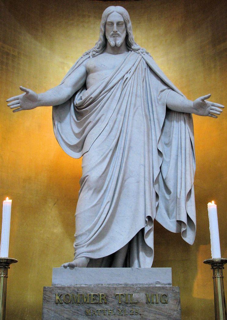 bertel thorvaldsen jesus