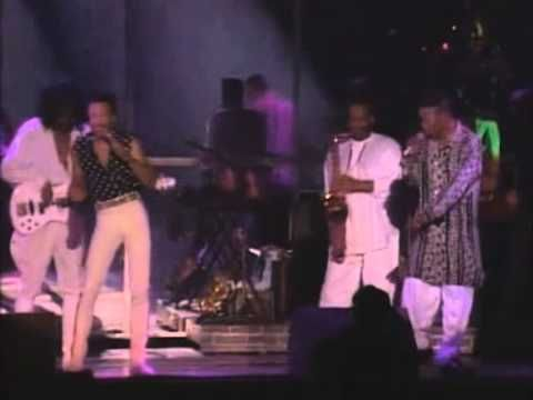 Earth Wind & Fire ~  That's The Way Of The World