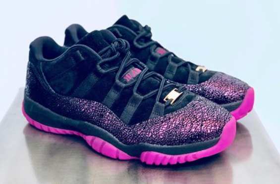 78565aabb43 Air Jordan 11 Low WMNS Rook To Queen Releasing In May | Basketball ...