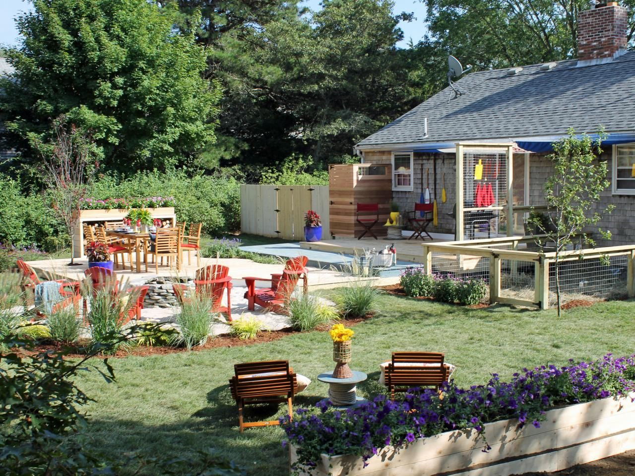 15 Before-and-After Backyard Makeovers | Backyard Ideas ...