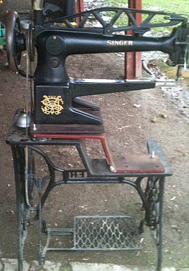 Singer 29k60 | Antique sewing machines, Sewing machine ...