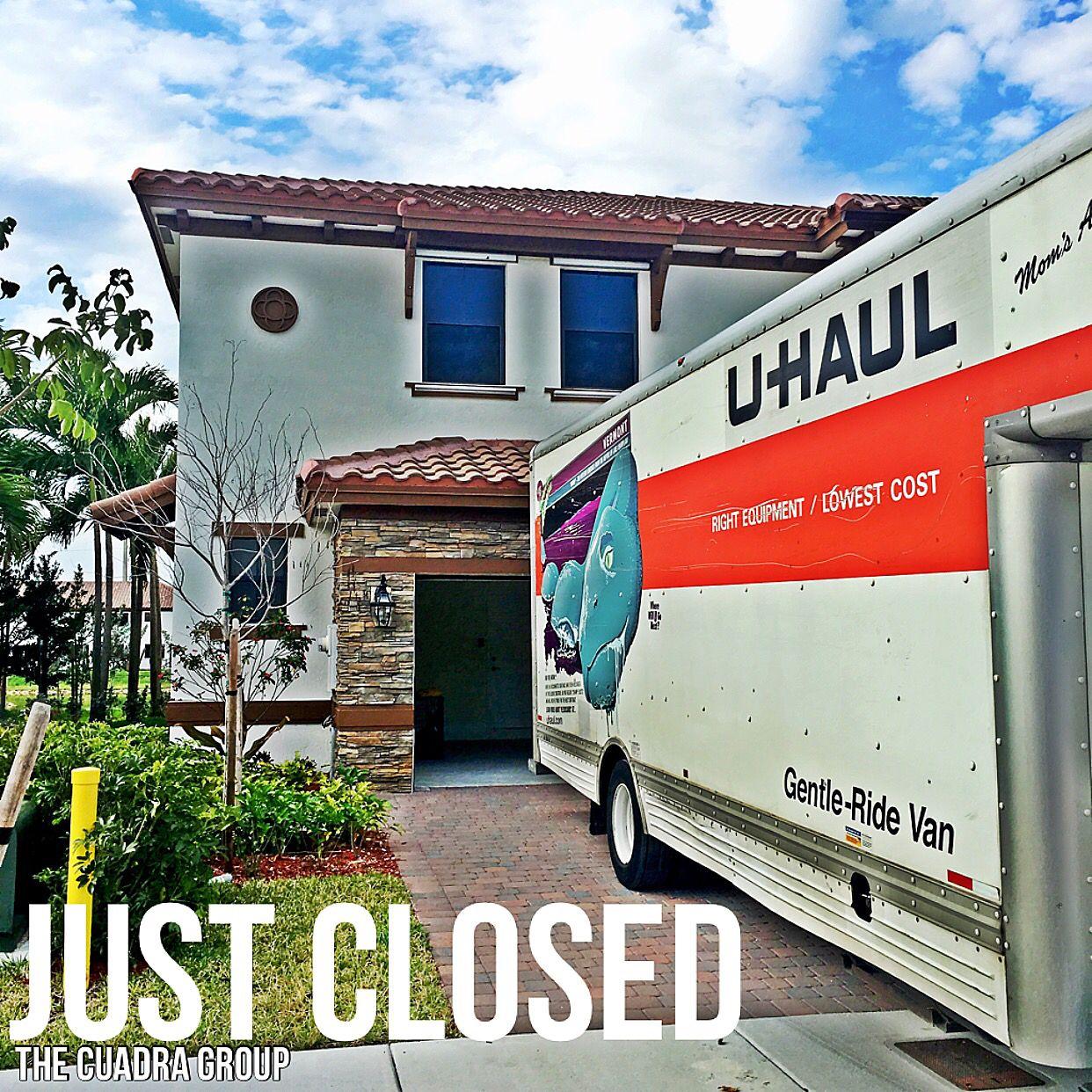 Uhaul closing