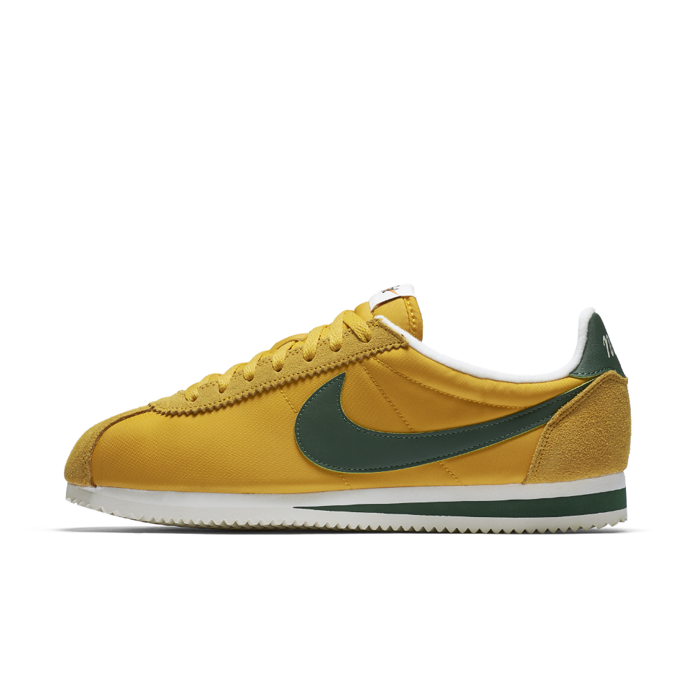 the latest 41fbe d3571 Nike Classic Cortez Nylon Premium Mens Shoe Size