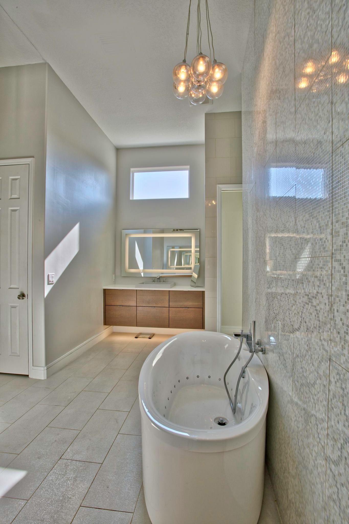 Modern Bathroom Remodel Tampa Bay Florida Portfolio Home