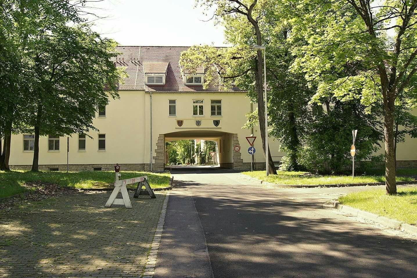 Schweinfurt Conn Barracks   Schweinfurt, House styles, Mansions