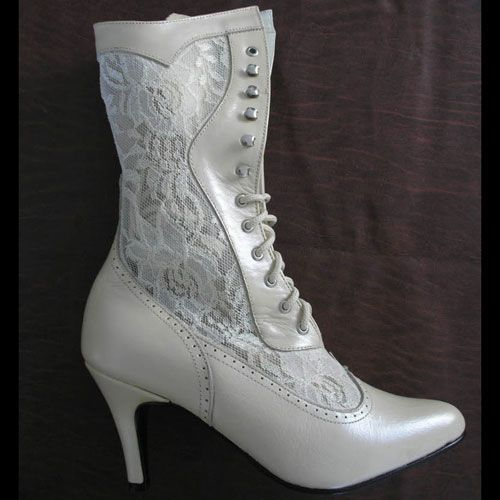 Western Wedding Dresses With Boots