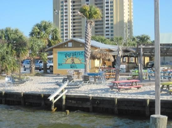 Paradise Inn Pensacola Fl Beach Florida Beaches Gulf Breeze