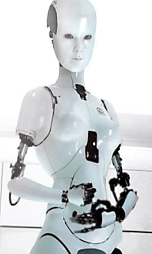Bjork Robot Female Robot Female Cyborg Woman Mechanic