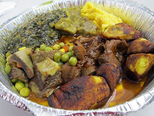 B and b african american buffet central african food by for African cuisine near me