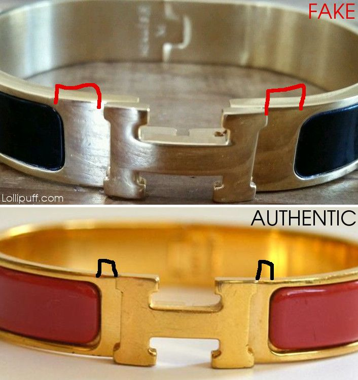 Easy Hermes Clic Clac H Enamel Bracelet Authentication Guide Hermes Bracelet Hermes Bracelet Enamel Enamel Bracelet