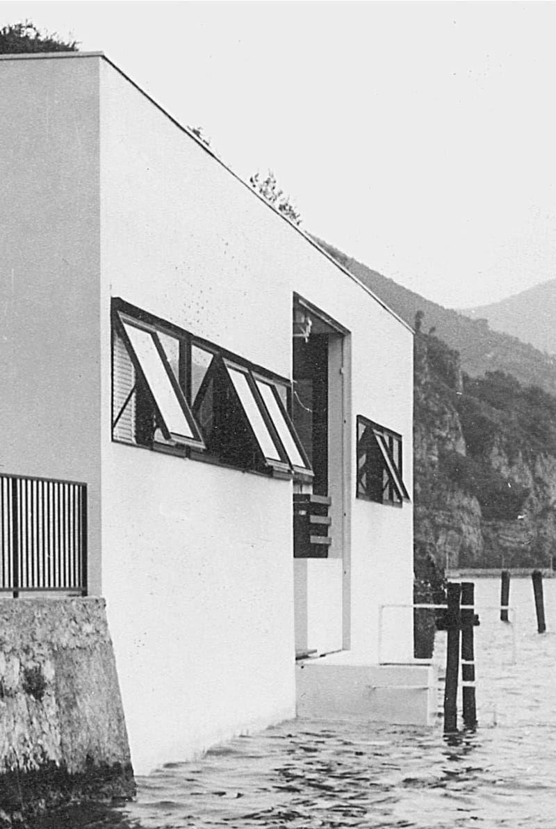 Giorgio Grassi · Casa a Vello di Marone sul lago d'Iseo