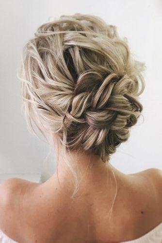 Photo of 39 Adorable Braided Wedding Hair Ideas   Wedding Forward