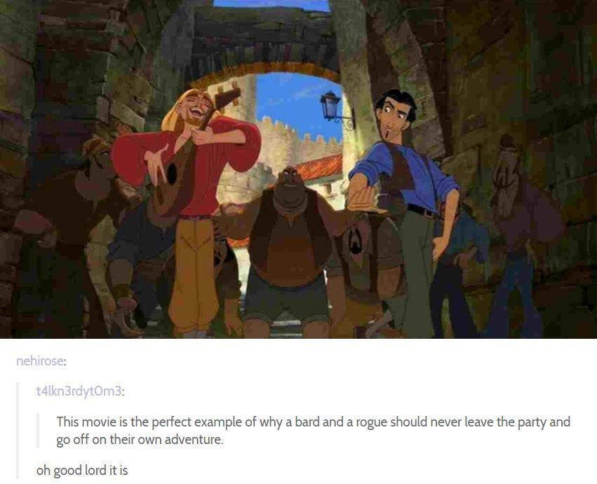 Road to eldorado porn