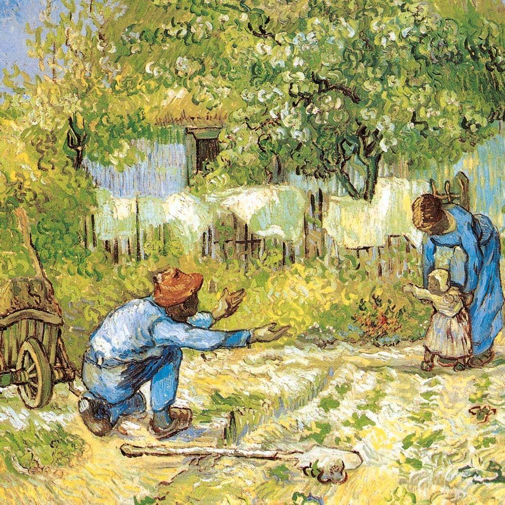 Van Gogh From Vincent\'s Garden 2018 Wall Calendar | Van gogh ...