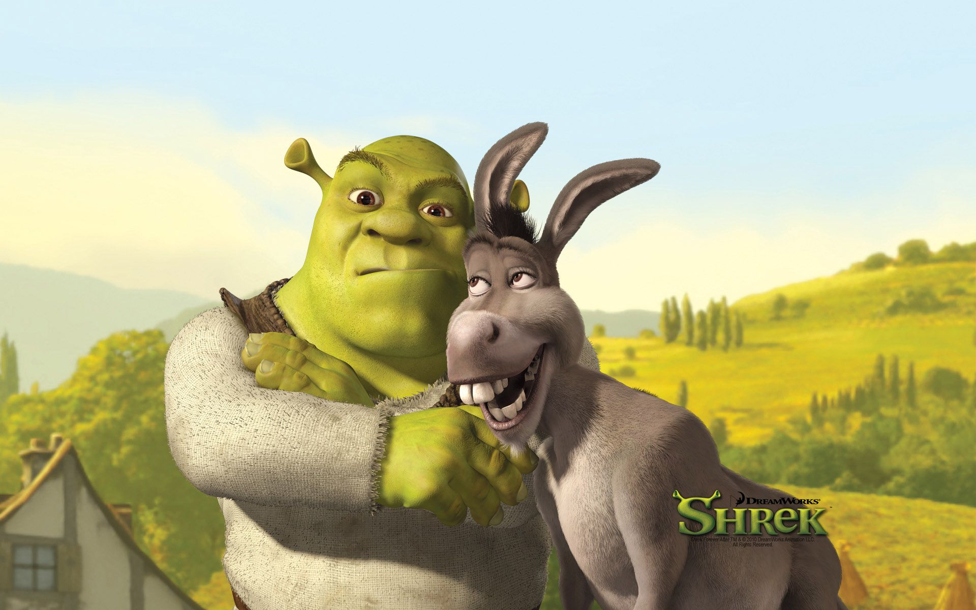 Shrek Wallpapers Wallpaper 16801050 Shrek Wallpaper 52