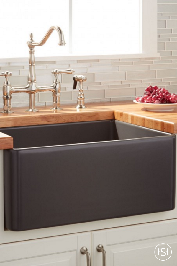 Don T Settle For A Regular Kitchen Sink Upgrade To This 24
