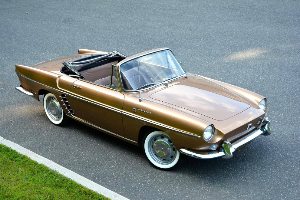 Chic and classique: 5 fabulous French cars for sale in the States ...