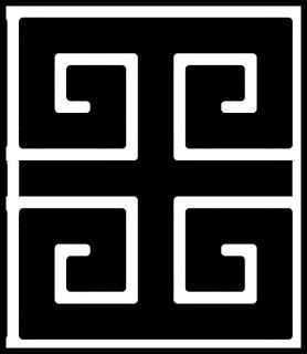 GREEK KEY STENCIL BORDER ROMAN STENCILS PATTERN TEMPLATE PAINT CRAFT ART NEW