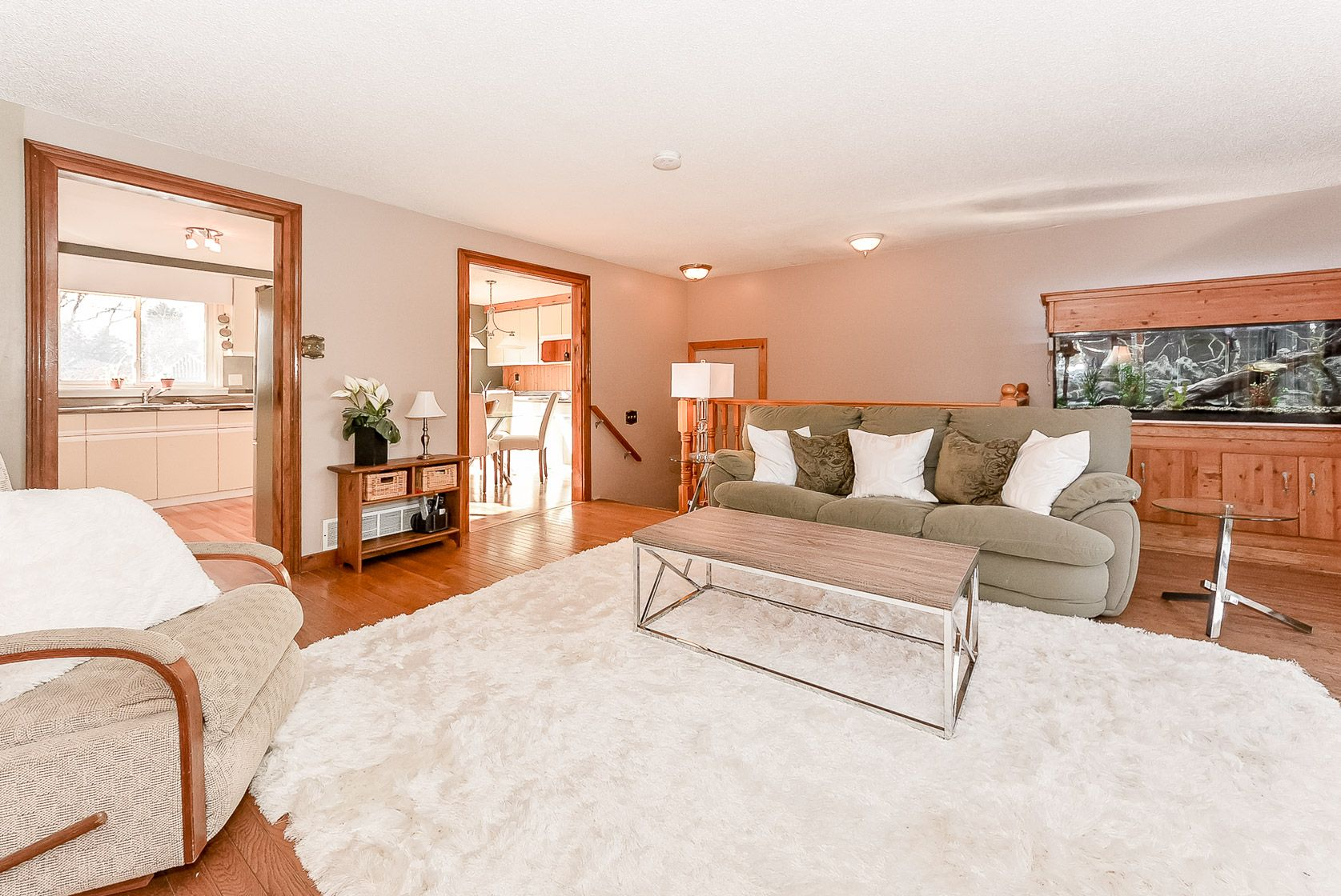 Great bedroom family home on large lot over sqft of living