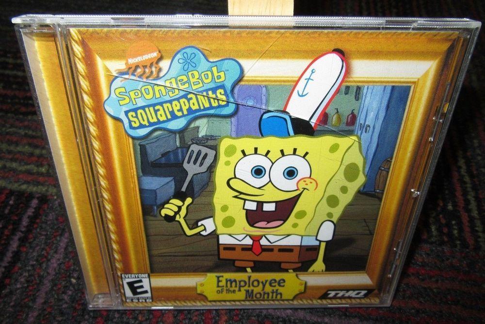 spongebob employee of the month pc