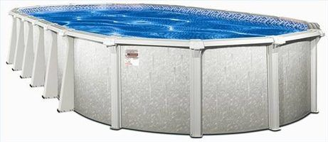 How To Repair An Above Ground Swimming Pool Leak If The Leak Is At The Seam Hunker Above Ground Pool Liners Pool Liners In Ground Pools