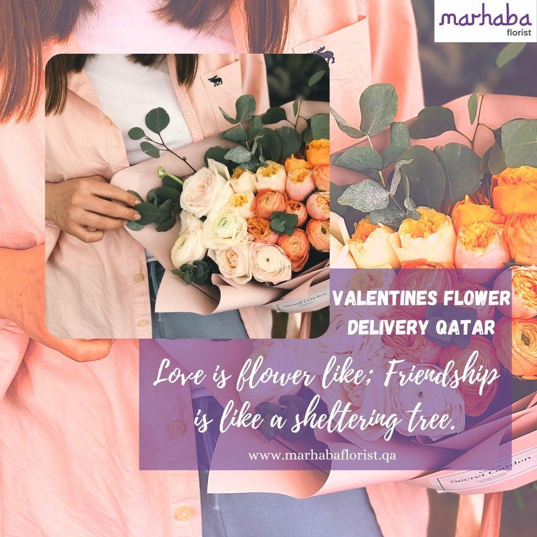 Valentine S Flower Delivery Qatar In 2021 Valentines Flower Delivery Best Flower Delivery Flower Delivery Service
