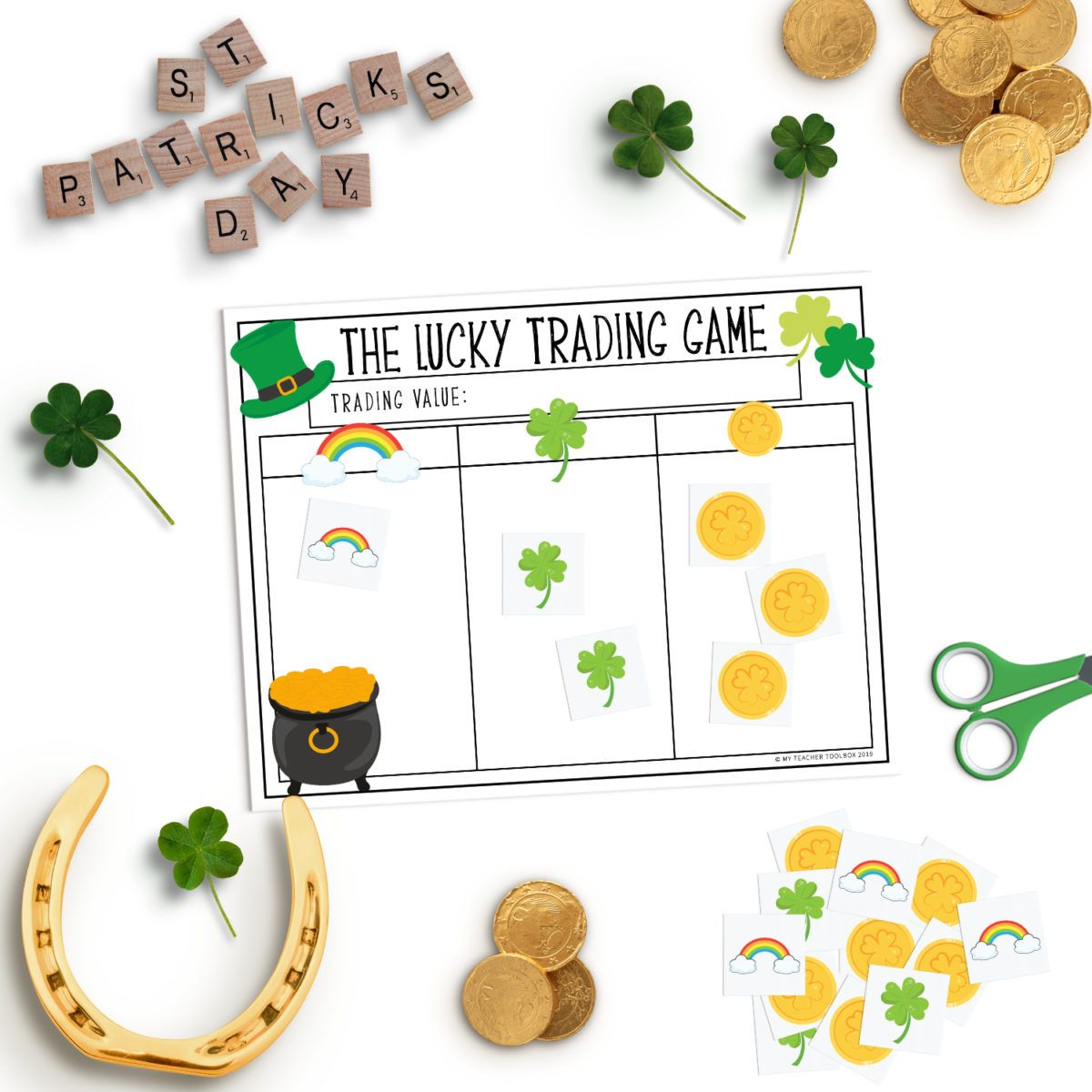 5 Easy St Patrick S Day Activities For K 3