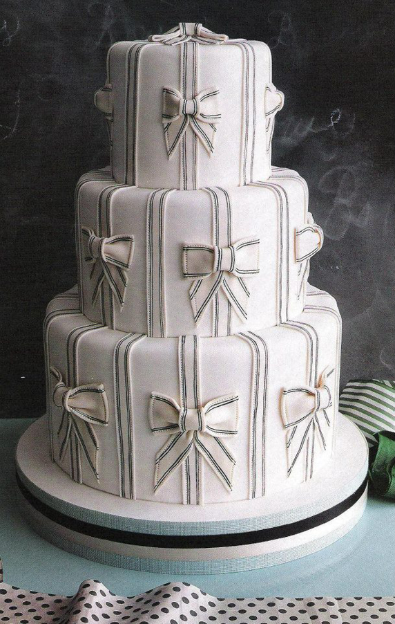 wedding cake ribbon and bow tiers of ribbons amp bows amazing cakes cake 23678