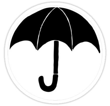 The Umbrella Academy By Awesome People Umbrella Academy Academy Logo