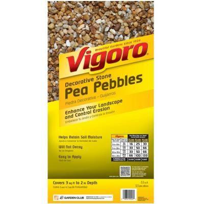 Vigoro 0 5 Cu Ft Pea Pebbles Container Gardening Pea Pebbles