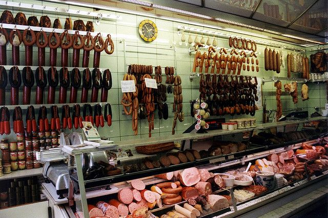 Bavaria (Sausage Shop) | Food and Drink in 2019 | Local