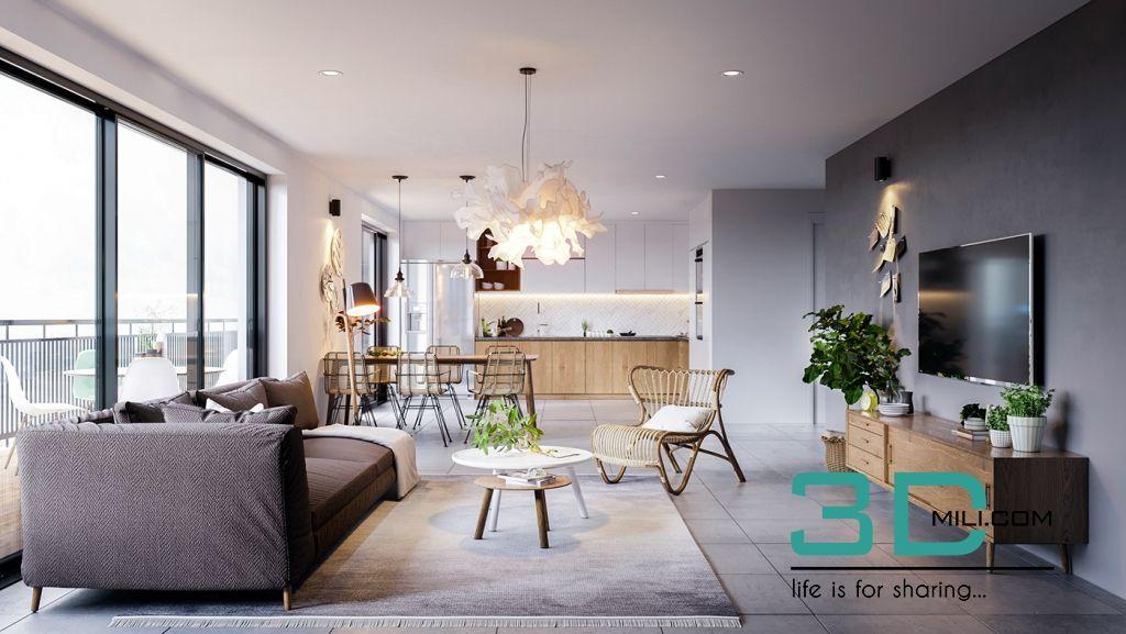 Free 3d Scene Interior Design Software 3d Interior Design