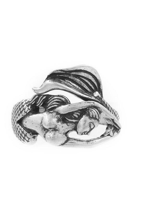 Swimming Mermaid Ring