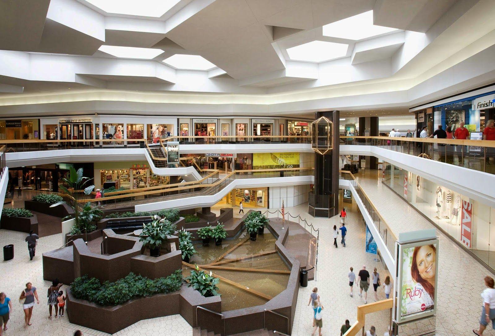 Fairlane Town Center In Dearborn Michigan Mall Design Mall
