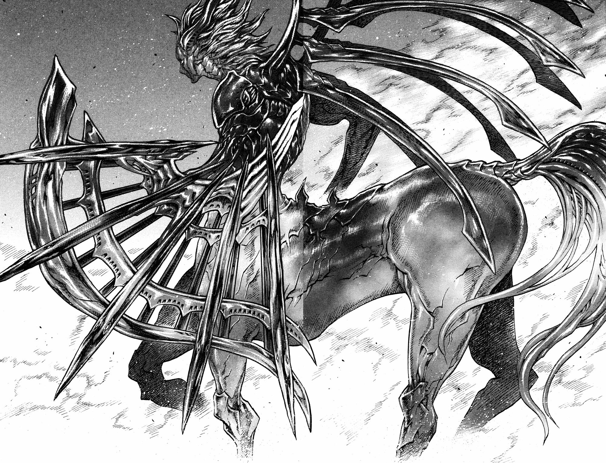 Стр. 11 :: Клеймор :: Claymore :: Глава 63 :: Yagami ...