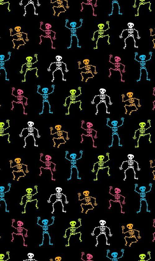Imagem de wallpaper, skeleton, and background