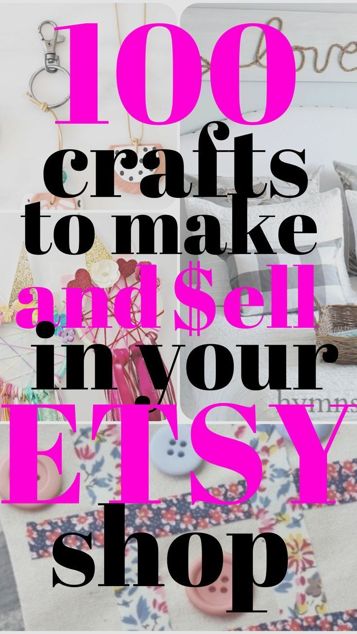 #crafts to make and #sell on your #etsyshop #craftstomakeandsell