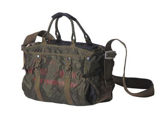 PureTrash Handtasche, groß, Nylon, PT, oliv / mehr Infos auf: www.Guntia-Militaria-Shop.de
